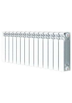 Радиатор бимет. Rifar Base 350/90 /14 секц./