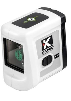 """Уровень лазерный KAPRO 862G (2линии, 20м, 1/4"""")"""