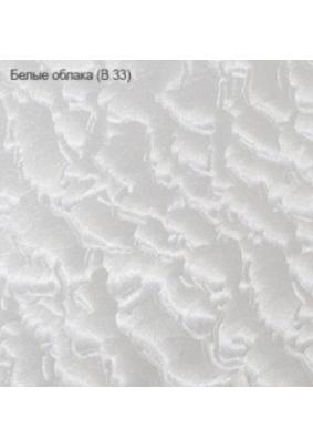 Рейка потолочная S-150 (4 м) /Белые облака  В33