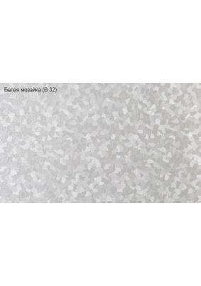 Рейка потолочная S-150 (4 м) /Белая мозайка В32