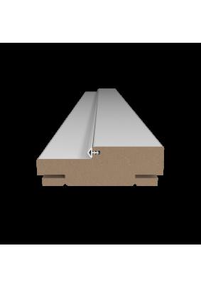 Коробка  кв.,телескоп.Монблан /33х74х2070 /Профильдорс/