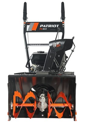 Снегоуборщик PATRIOT PS 603 6.5 л.с., стартер ручной,