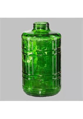Бутыль винная 10л ТО 100/ зеленая