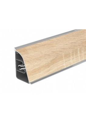 Плинтус для столешниц AP740 1245/Дуб сонома светлый/3,0 м/1225