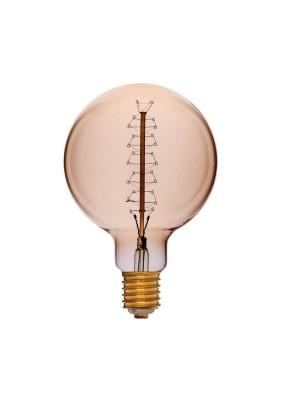 Лампа G150 24F5 95W E40 Цвет Золотой 052-160 Sun-lumen