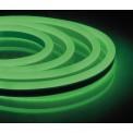 Лента неоновая 12Вт/144диод./зелен./220В/SMD2835/IP67/14мм/Feron LS721