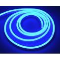 Лента неоновая 12Вт/144диод./синий/220В/SMD2835/IP67/14мм/Feron LS721