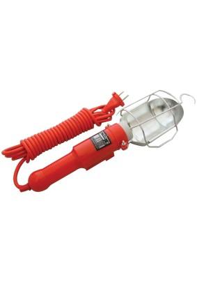 Переноска - светильник 10м с выкл. и розеткой ПВС 2х0.75 UNIVersal