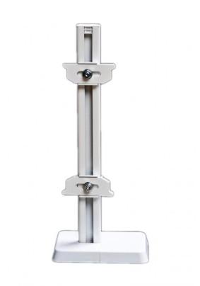 Кронштейн напольный для стал. рад-ра КН5.70 внутреннее (22,33 тип, H=300-500)