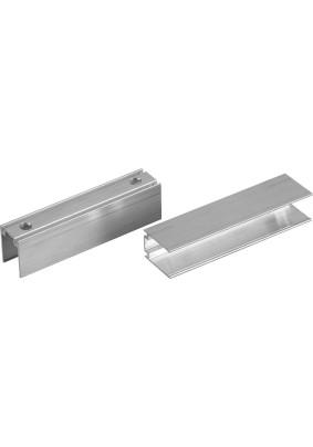 Крепеж алюм. LD167 для неоновой ленты LS721 /Feron