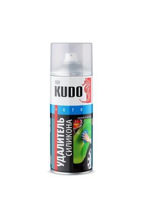 Удалитель силикона аэрозоль Kudo KU-9100 520мл