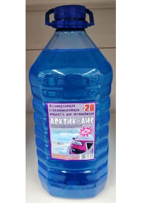 Жидкость стеклоомывающая Арктик Айс Экстра -20 4л