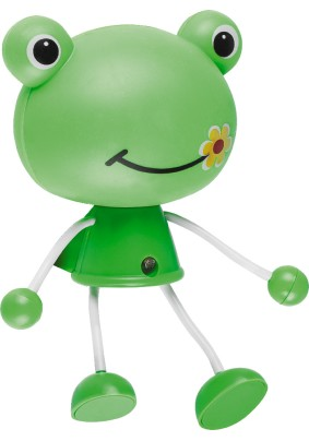 "Светильник-ночник ""лягушка"" FN1158 23364 4LED 0,5W 220V зеленый Feron"