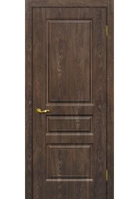 Дверное полотно ДГ Версаль -2  700 х 2000/ Дуб корица/