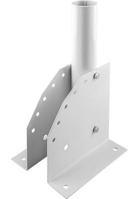 Кронштейн для уличных (консольных) светильников, посадочный диаметр 38мм, ДС-1