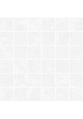 Cement белый Мозаика 30х30