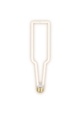 Лампа LED 8W 800Lm E27 2700K TH-B2399 FILAMENT DECO BOTTLE  Frosted THOMSON
