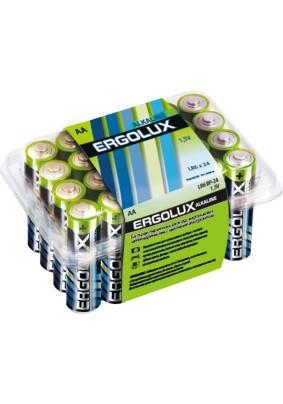 Батарейка R6/бокс-24шт/Ergolux