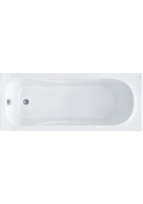 "Ванна акриловая 160х70 ""Тенерифе"" + каркас + экран + сифон"