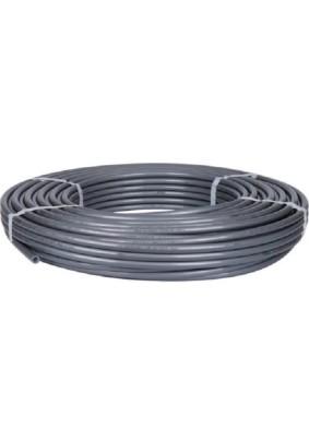 """Труба из сшитого полиэтилена для отопления PEX-a EVOH 20х2,8 """"STOUT"""" серая (100м)"""