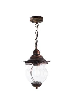 Светильник садово-парковый, 41172 60W 230V IP44 коричневый, PL595