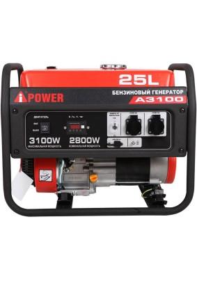 Генератор бенз. A-IPower А3100 2.8 кВт/25л/220В