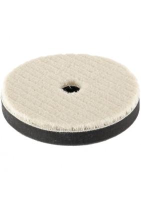 Диск полировальный 125мм короткая плетеная шерстяная нить Matrix /75962/