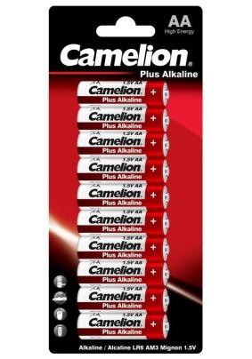 Батарейка LR6/10шт/Camelion