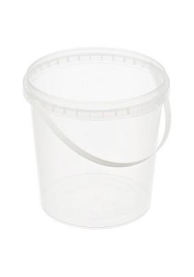 Ведро пластмассовое для засолки круглое 0,5л