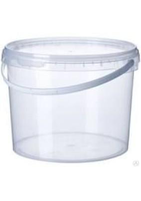 Ведро пластмассовое для засолки круглое 0,8л