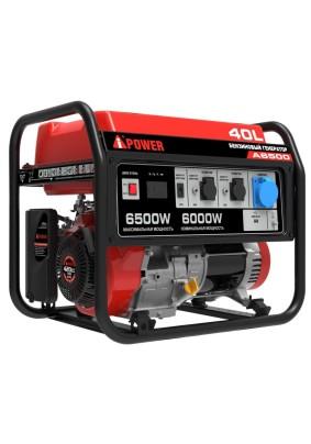 Генератор бенз. A-IPower А6500 6.0 кВт/40л/220В