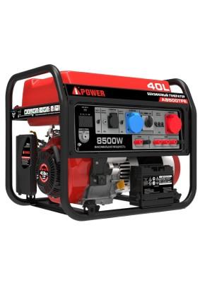 Генератор бенз. A-IPower А8500TFE 8 кВт/40л/220В электростартер
