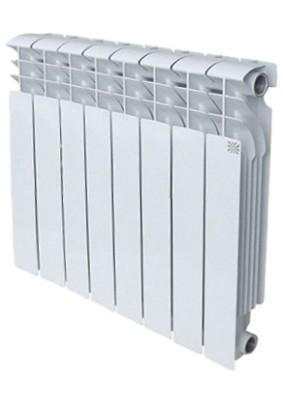 Радиатор ал. STI 500/100 ( 8 секц.)