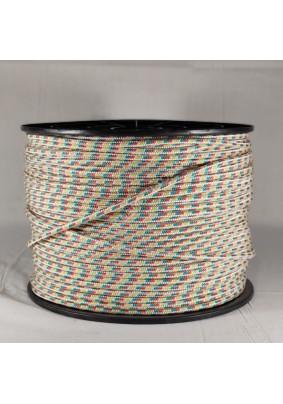 Шнур полипропилен. цветной Д6/200 м/