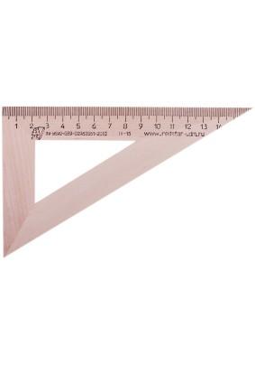 Треугольник 30° 16см Можга дерево 070929