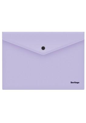 Папка-конверт на кнопке Berlingo Instinct  А4 цвет микс 300417