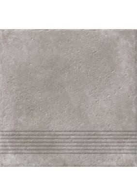 Carpet Ступень рельеф, коричневый (C-CP4A116D) 29,8х29,8/ упак-1,06 м2