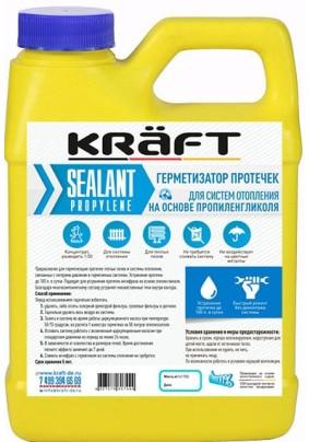 Герметизатор протечек KRAFT (пропилен) 0,5л