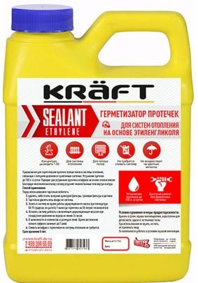 Герметизатор протечек KRAFT (этилен) 0,5л