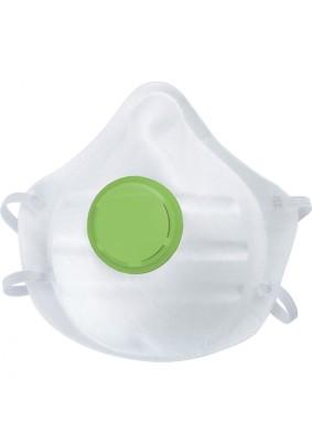 Маска д/защиты дыхания ИСТОК с клапаном выдоха, FFP1 NR/892507