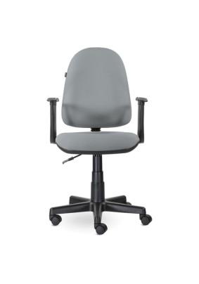 Кресло BRABIX Prestige Start MG-312 ткань, серое/до 80кг