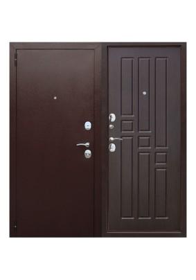 Дверь мет. Гарда 8 мм/Венге/2050х860/левая