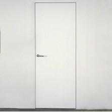 Дверное полотно INVISIBLE PX-0 700х2000/ABS кромка с 4 сторон под покраску/