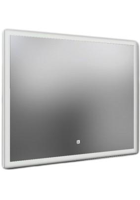 """Зеркало  """"Mi 100 """"  (LED) 100х80 см /универсальное /Mi.100"""