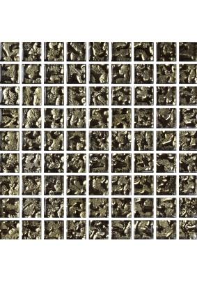 №636 Мозаика  стеклянная 30х30 (чип 15х15)