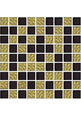 №799 Мозаика  стеклянная 30х30 (чип 23х23)
