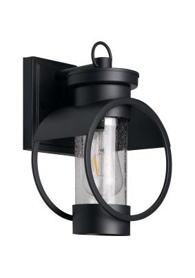Светильник садово-парковый с клемой PL530 11889 60W 230V E27 черный, Feron