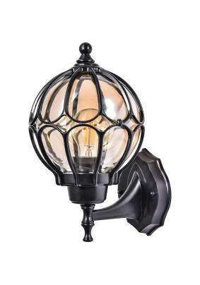 Светильник садово-парковый PL3801 06344 60W 230V E27 IP44 черный, Feron