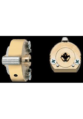 Механизм цил.  под крестовой ключ FERRE BR K 123, 5 ключей