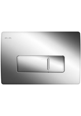 Клавиша для инсталляции I048051 Pro M/пневматическая/ хром
